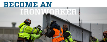 Ironworkers Local 44 – We Built This City